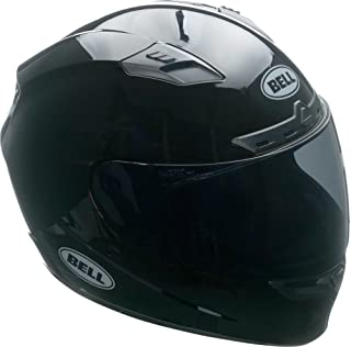 Bell Qualifier DLX Full-Face Motorcycle Helmet (Solid Black,  Small)