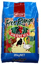 Peters Poultry Grains 20kg Free Range Formula Chicken Chook Food Feed Animal