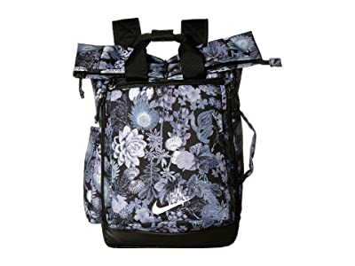 Nike Sport Printed Golf Backpack (Anthracite/Black/White) Backpack Bags