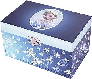 Trousselier S60430 Musical Jewellery Box, Disney, Frozen, Elsa Design