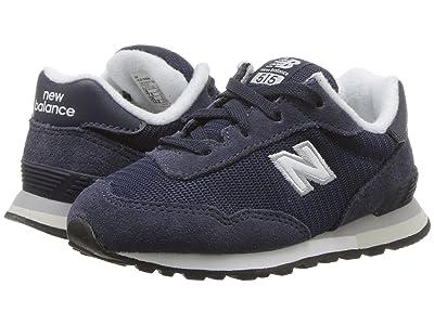 New Balance Kids YC515v1 (Little Kid/Big Kid) (Navy/White) Boys Shoes