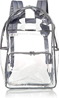 Under Armour unisex-child Clear Backpack Backpack