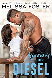 Running on Diesel (The Whiskeys: Dark Knights at Peaceful Harbor Book 9)