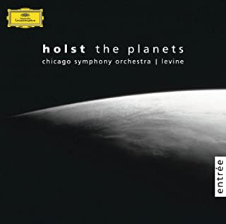 Holst: The Planets / Vaughan Williams: Fantasia on Greensleeves; Fantasia on a Theme by Thomas Fallis