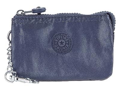 Kipling Mini Creativity Key Chain (Midnight Frost) Handbags