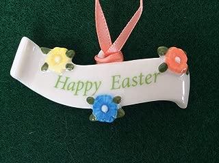 Longaberger Happy Easter Basket Tie on