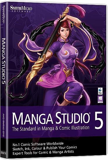 Manga studio ex 5