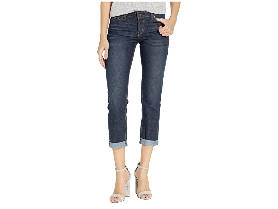 Signature by Levi Strauss & Co. Gold Label Mid-Rise Slim Boyfriend Jeans (Stormy Sky Canada) Women