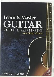 Learn & Master Guitar Setup and Maintenance
