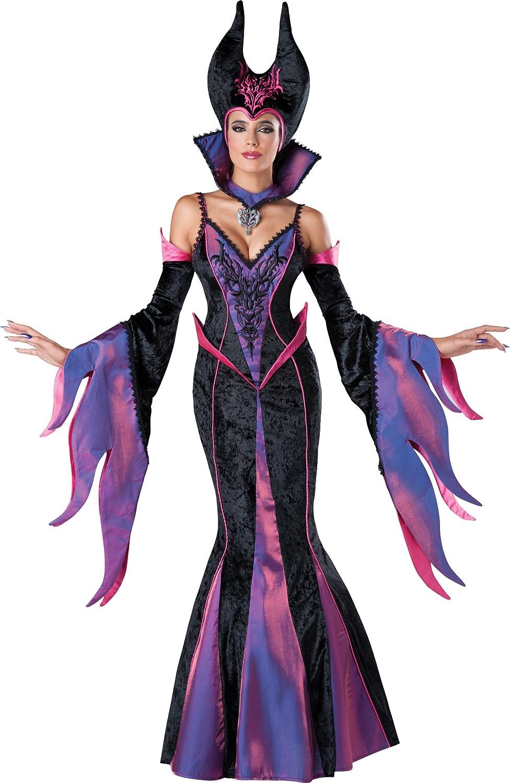 varios tamaños Disfraz de reina oscura oscura oscura para mujer  punto de venta