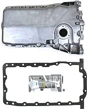 CNU732 Brand New Engine Oil Pan (W/Oil Level Sensor Hole) Gasket RTV Silicone For 99-06 Audi TT VW Beetle Golf Jetta 1.8L