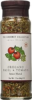 The Gourmet Collection, Oregano, Basil & Tomato Spice Blend