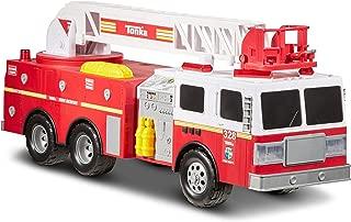 Tonka Spartans Fire Truck Toy FFP