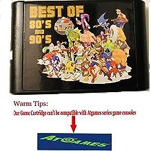 livraison gratuite Cartouche de jeu 196 en 1 carte de jeu 16 bits pour Sega Mega Drive Genesis