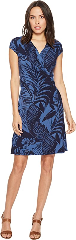 Tommy Bahama - Let's Be Fronds Cap Sleeve Dress