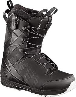 Malamute Snowboard Boot - Men's Black, 7.5