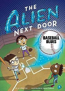 The Alien Next Door 5: Baseball Blues (English Edition)