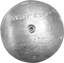 Martyr CMR 5 Rudder / Trim Tab Disc Anodes (5-1/8- Inch)