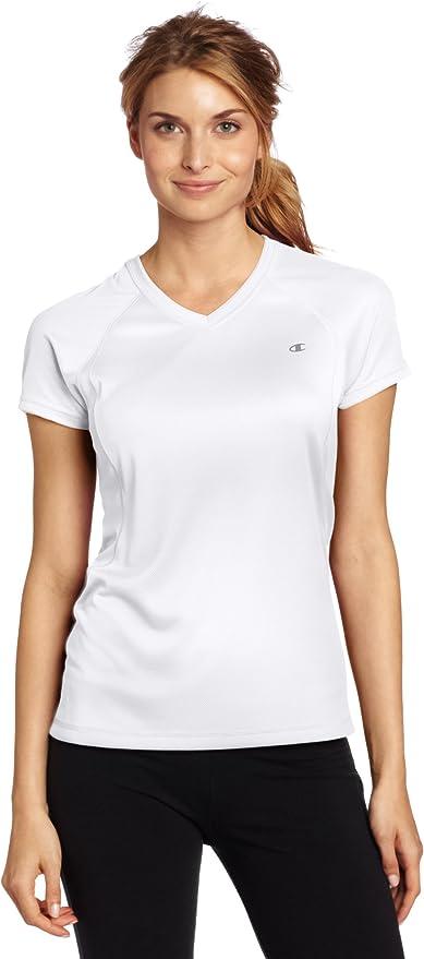 Champion Women Crop Top Tshirt Training Running Fashion Athletic 112625-PF005