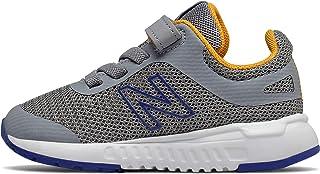 Unisex-Baby 455v2 Hook and Loop Running Shoe