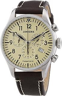 JUNKERS - Men's Watches - Junkers Cockpit JU52 - Ref. 6180-5