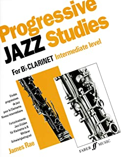 Progressive Jazz Studies 2 (Clarinet): BK 2 (Faber Edition)