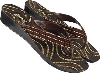 Axter Women's Brown 5021 Slipper