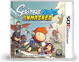 scribblenauts 3ds unmasked