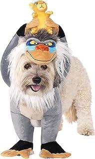 Rubie's Disney Pet The Lion King Rafiki & Simba Costume, Medium