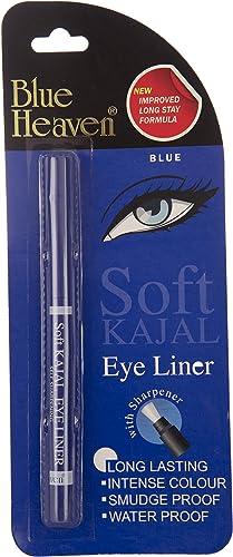 Blue Heaven Soft Kajal Eyeliner, Blue, 0.31g product image