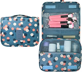 Rubik Portable Travel Makeup Bag, Cosmetic Organizer Make Up Artist Storage For Cosmetics, Makeup Brushes, Toiletry And Tr...