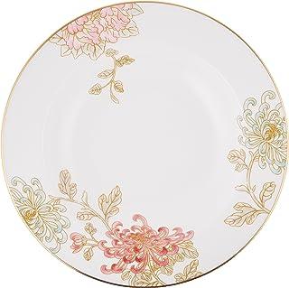 Lenox Painted Camellia Rimmed Bowl, 1.20 LB, Multi