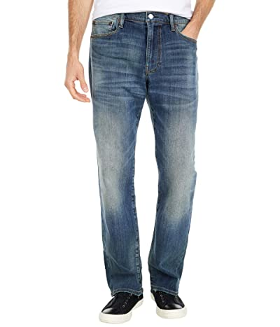 Lucky Brand 181 Relaxed Straight Jeans in Greenvale (Greenvale) Men