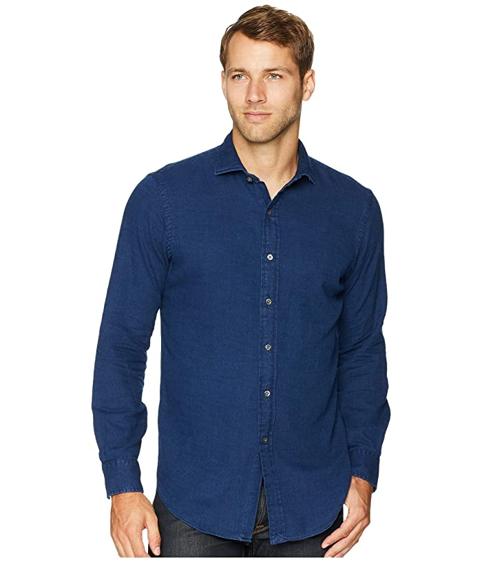 253d8e9c Polo Ralph Lauren Indigo Twill Long Sleeve Sport Shirt | 6pm