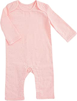 aden + anais Long Sleeve Coverall (Infant)
