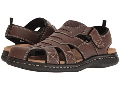Dockers Searose Fisherman Sandal (Briar) Men