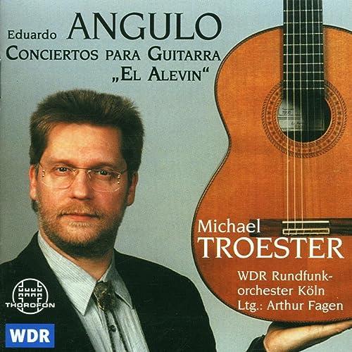 Segundo Concierto para Guitarra y Orquesta