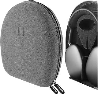 Geekria UltraShell inteligentne etui na słuchawki AirPod Max, natychmiast zmieni słuchawki w trybie uśpienia, wymiana ochr...