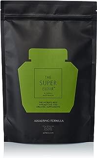 WelleCo - Natural Super Elixir Greens (Original Pineapple Lime, 300g)