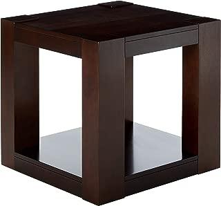 Standard Furniture Franklin End Table, Brown