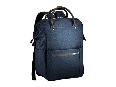Best Store To Get Sale Online Visit Cheap Online Briggs & Riley Kinzie Street - Framed Wide Mouth Backpack Navy New Arrival For Sale Cheap Purchase Footlocker Cheap Price SLdA1pC