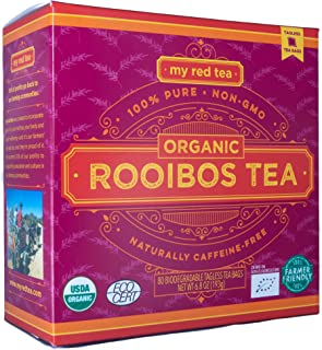 red tea detox for weight loss by MY RED TEA