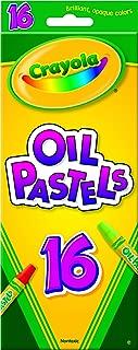 Crayola 16 Oil Pastels,Crayons