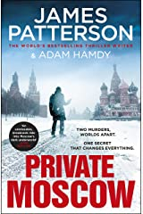 Private Moscow: (Private 15) Paperback