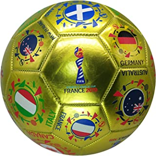 FIFA Women's World Cup France 2019 Official Licensed Soccer Ball 01-4