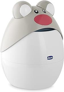 Chicco - Aparato para aerosol de pistón Super Soft, 0m+ ratón supersuave multicolor