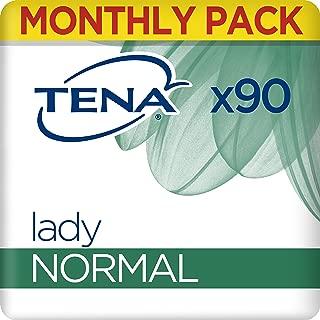 TENA Lady Normal, Compresas - 90 Unidades