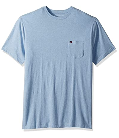 Tommy Hilfiger Big and Tall T Shirt With Pocket