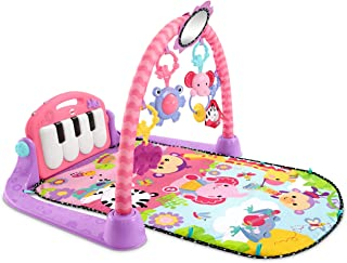 Fisher-Price Kick 'n Play Piano Gym Pink