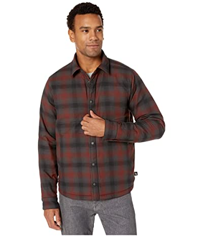 The North Face Fort Point Insulated Flannel (Sequoia Red) Men